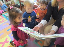 Story Time at Ashworth Avenue Preschool